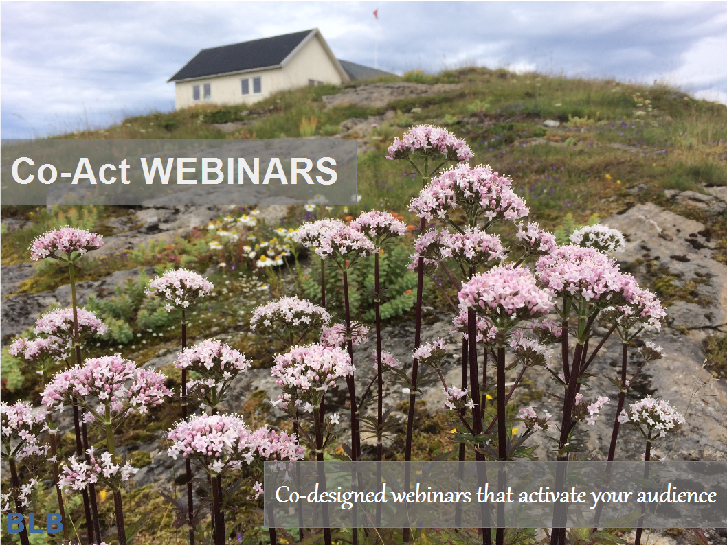 Co-act webinars