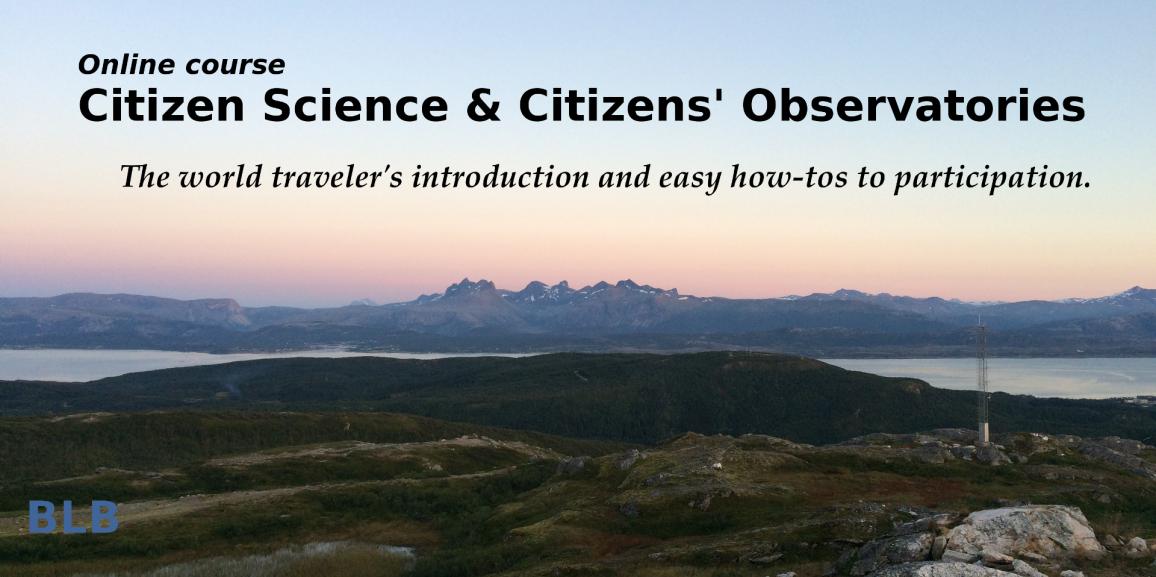 Citizen Science & Citizens' Observatories